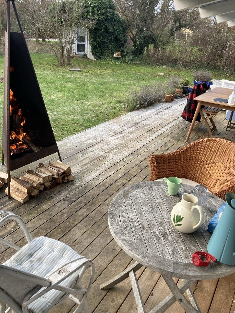 Terapi udendørs
